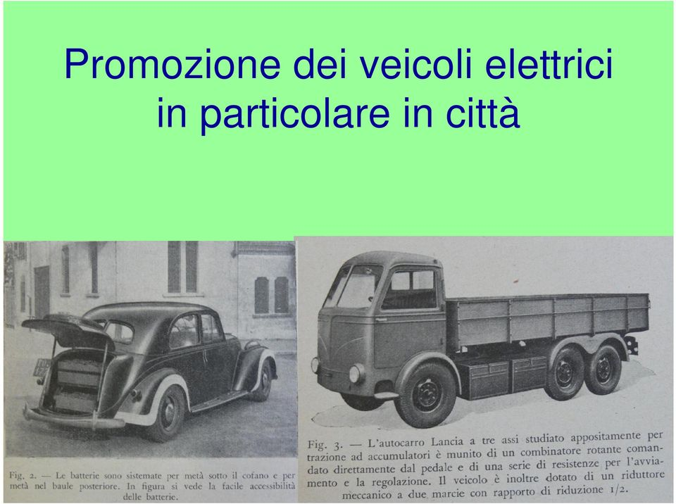 elettrici in
