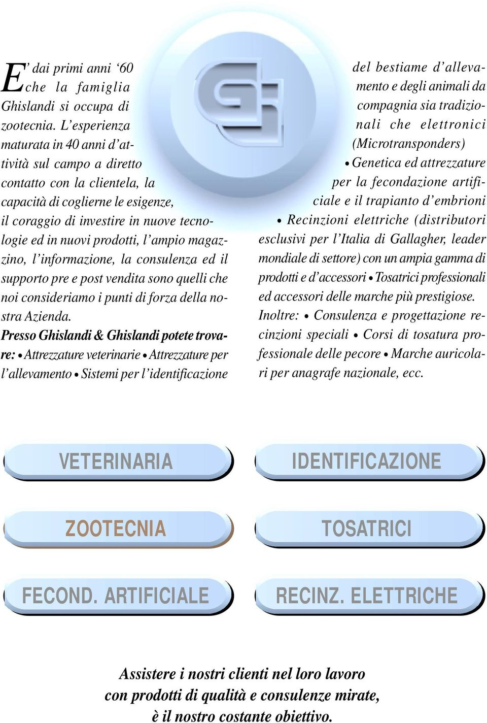 Zootecnia e veterinaria pdf for Gallagher recinzioni elettriche