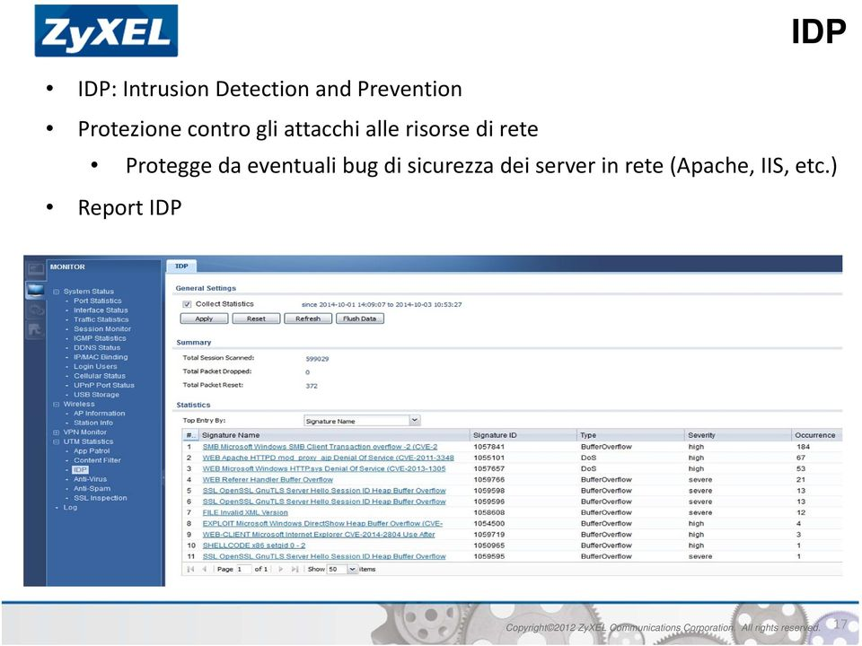 sicurezza dei server in rete (Apache, IIS, etc.