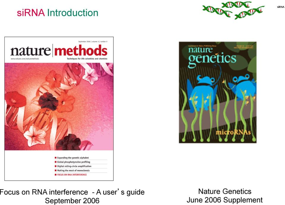 guide September 2006 Nature