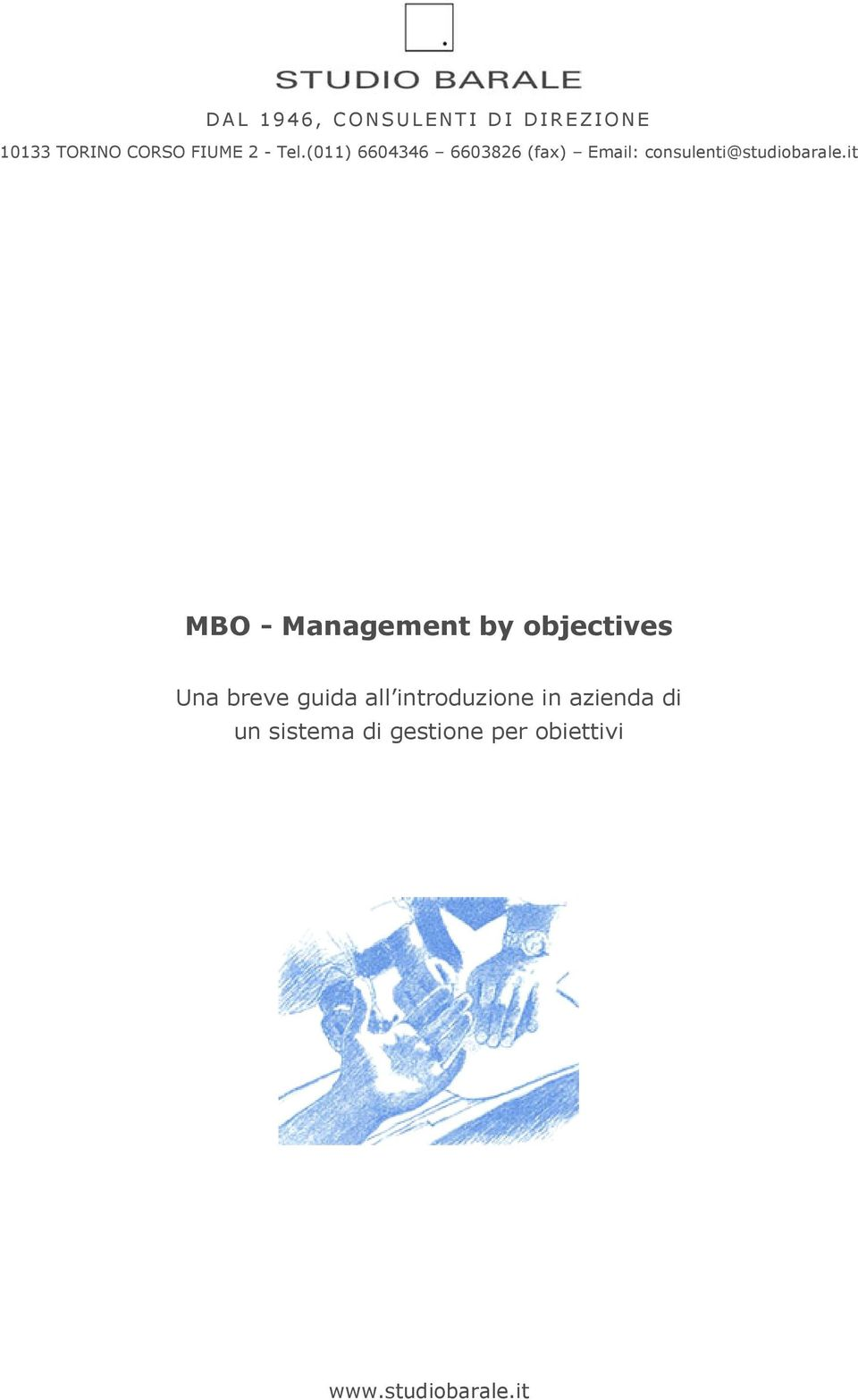 it MBO - Management by objectives Una breve guida all