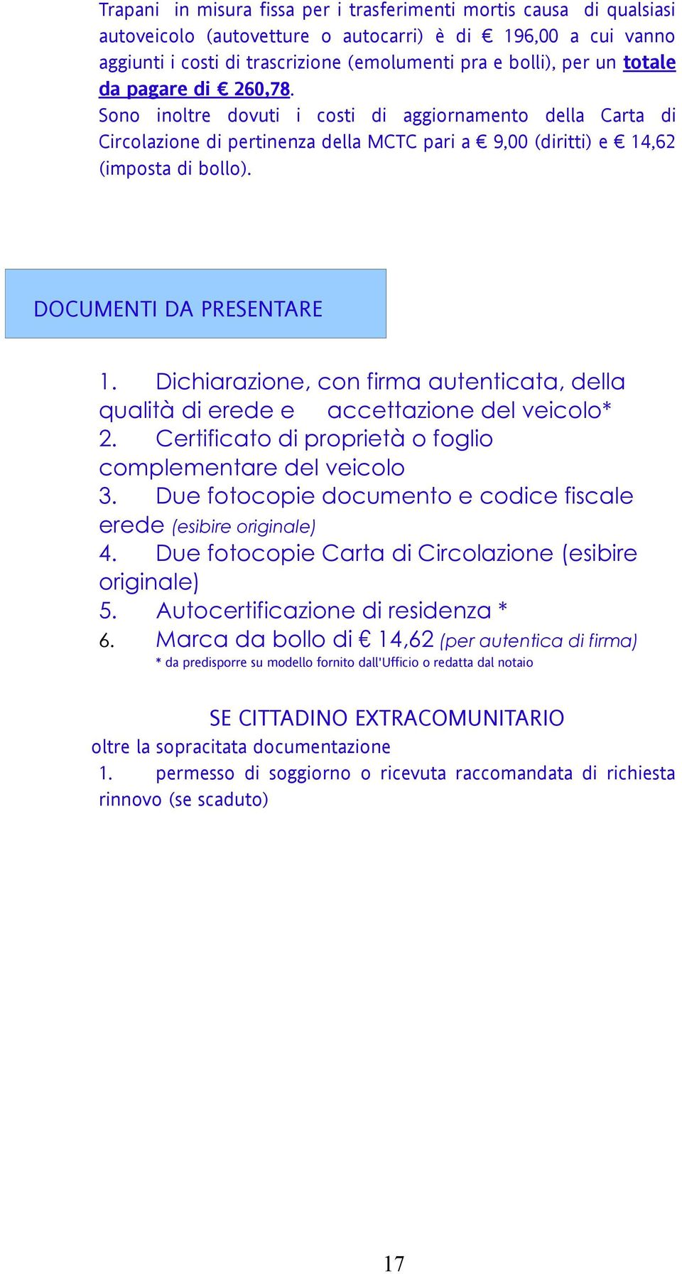 Awesome Documenti Per Rinnovo Carta Di Soggiorno Contemporary ...