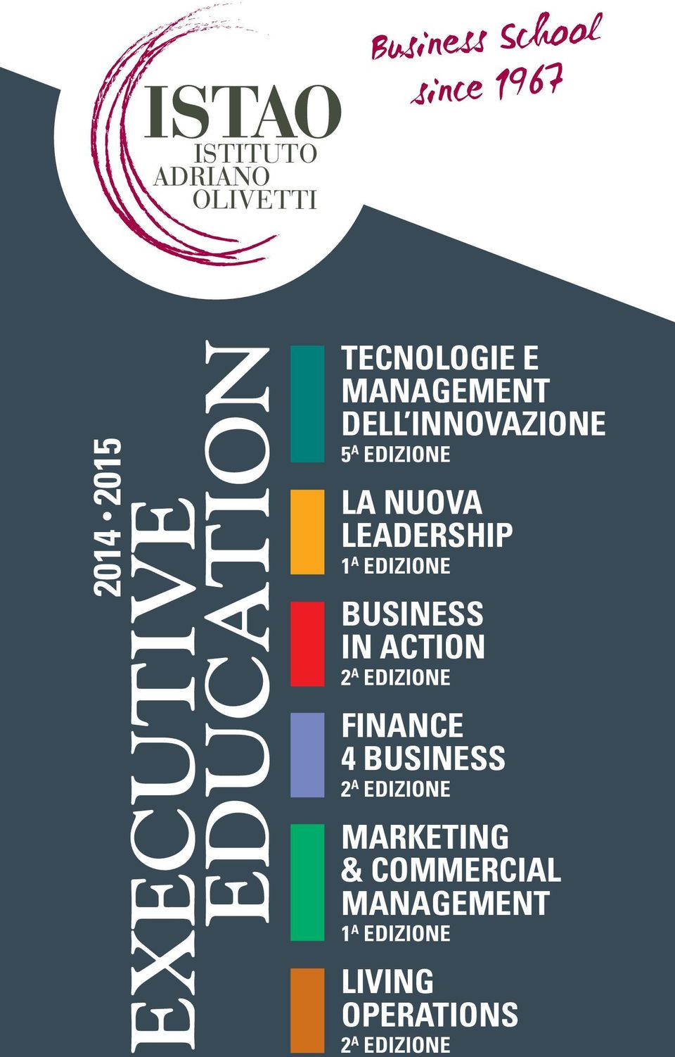 IN ACTION 2 a edizione FINANCE 4 BUSINESS 2 a edizione Marketing &