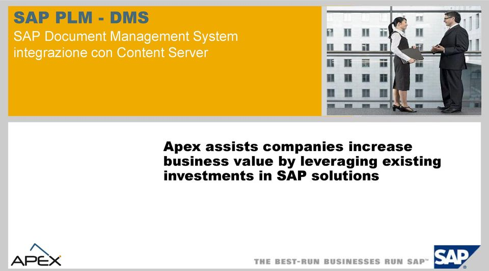 assists companies increase business value