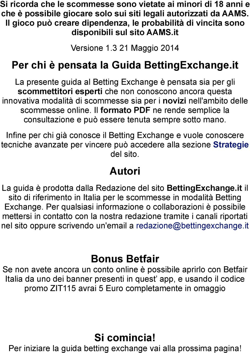 Strategia trading binario