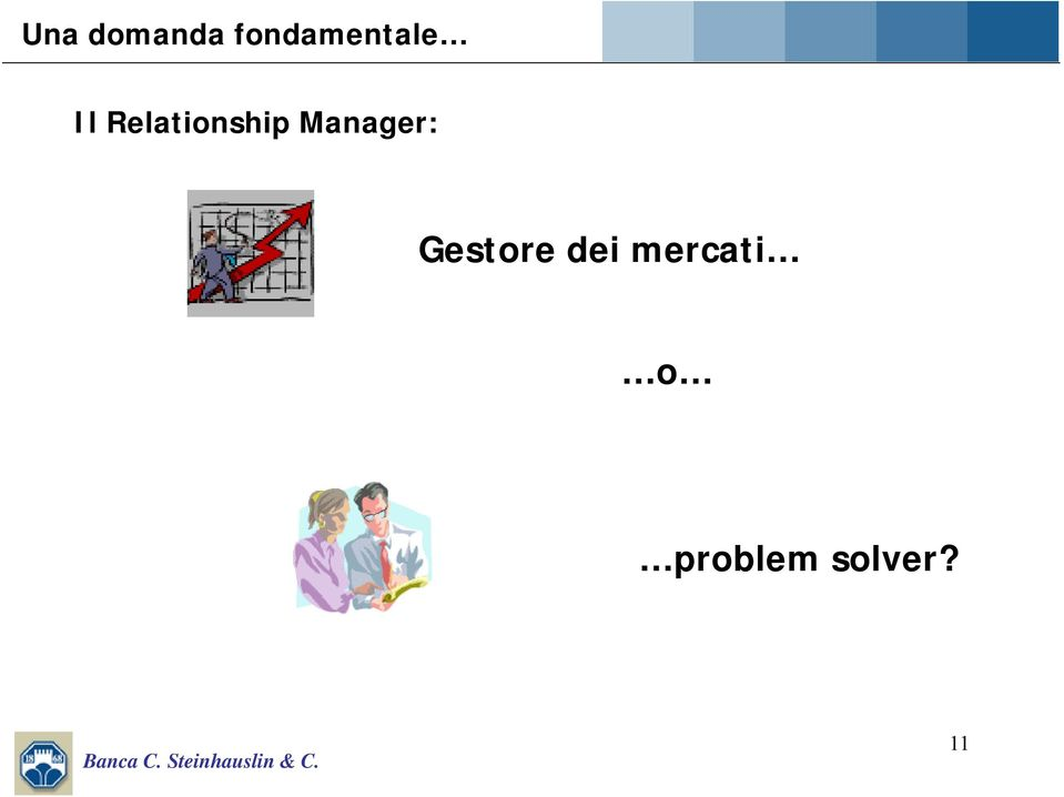 Relationship Manager: