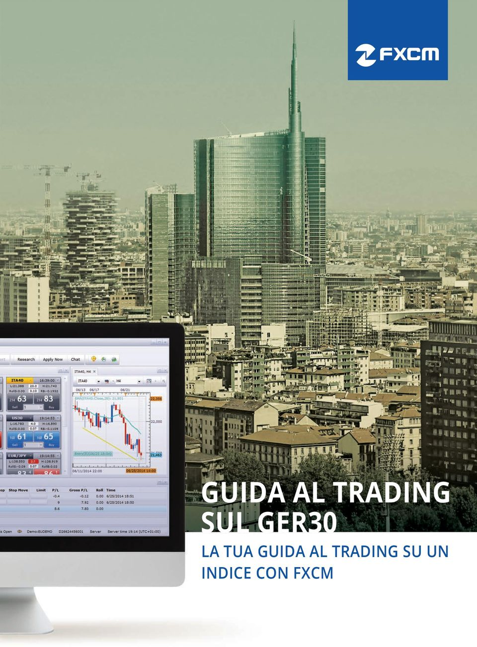 Ger30 trading strategy