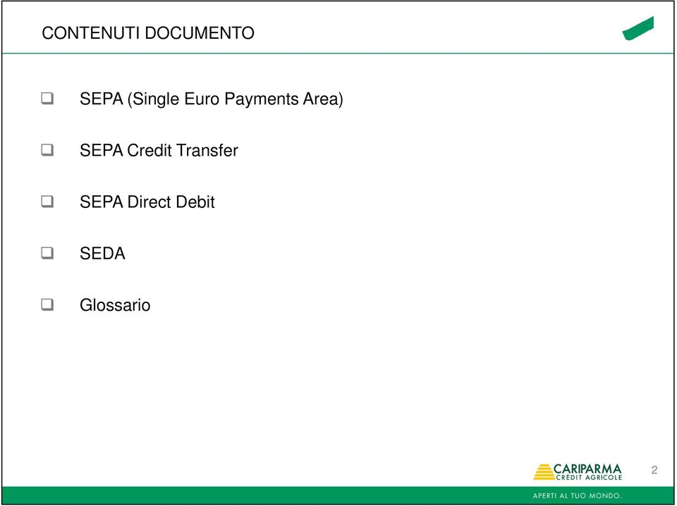 Area) SEPA Credit Transfer