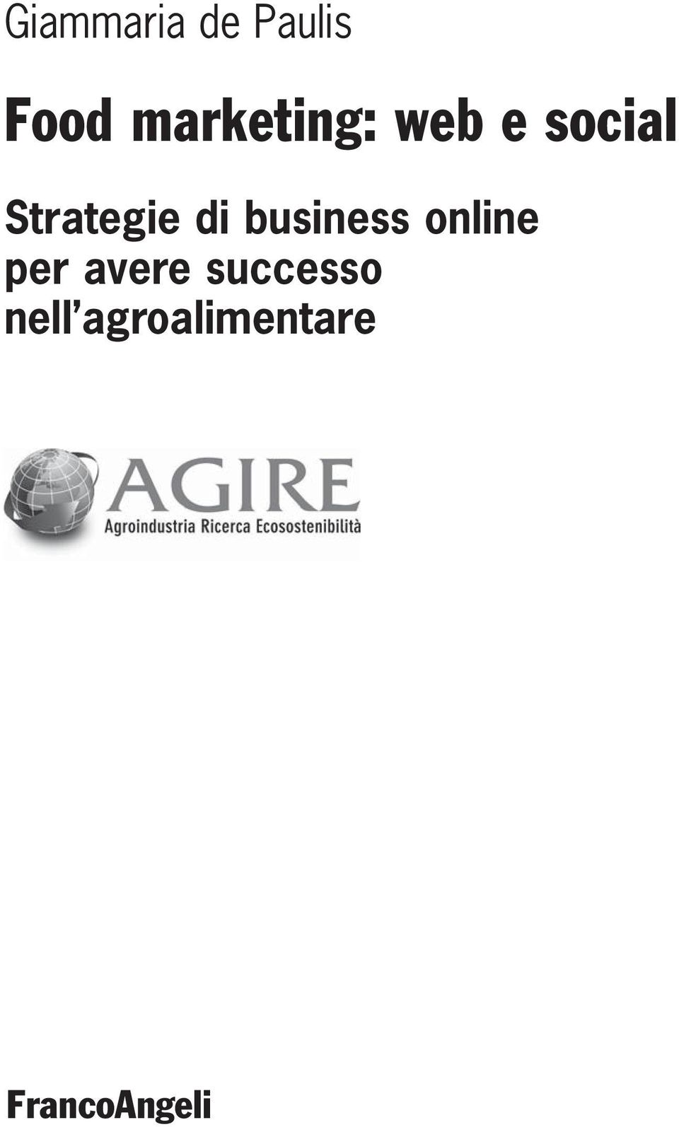 Strategie di business online per