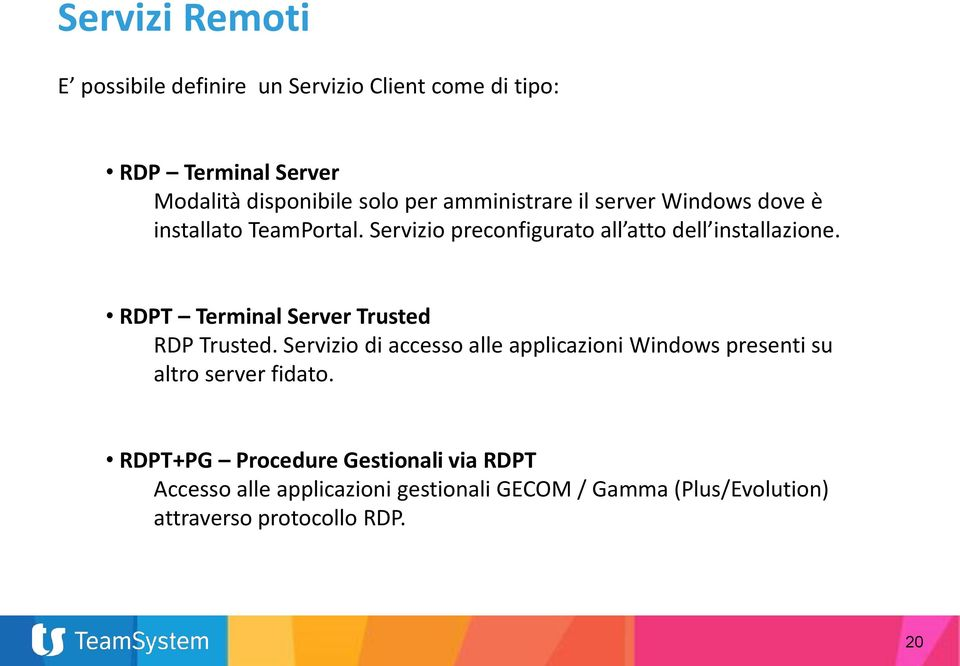RDPT Terminal Server Trusted RDP Trusted.