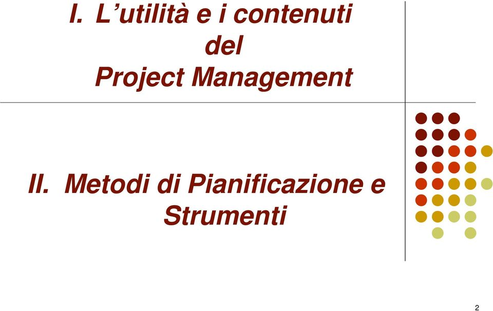 Management II.