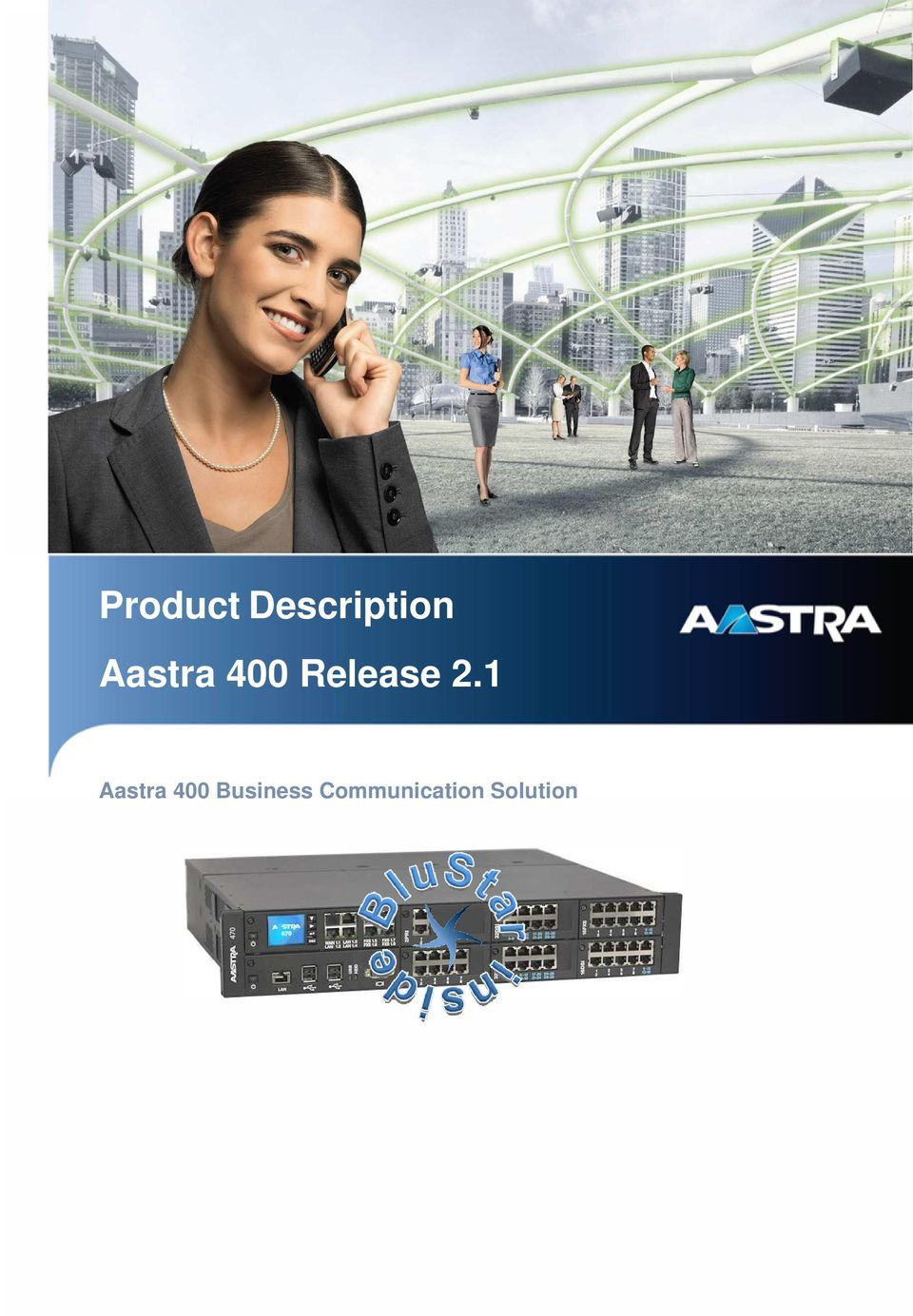 1 Aastra 400 Business