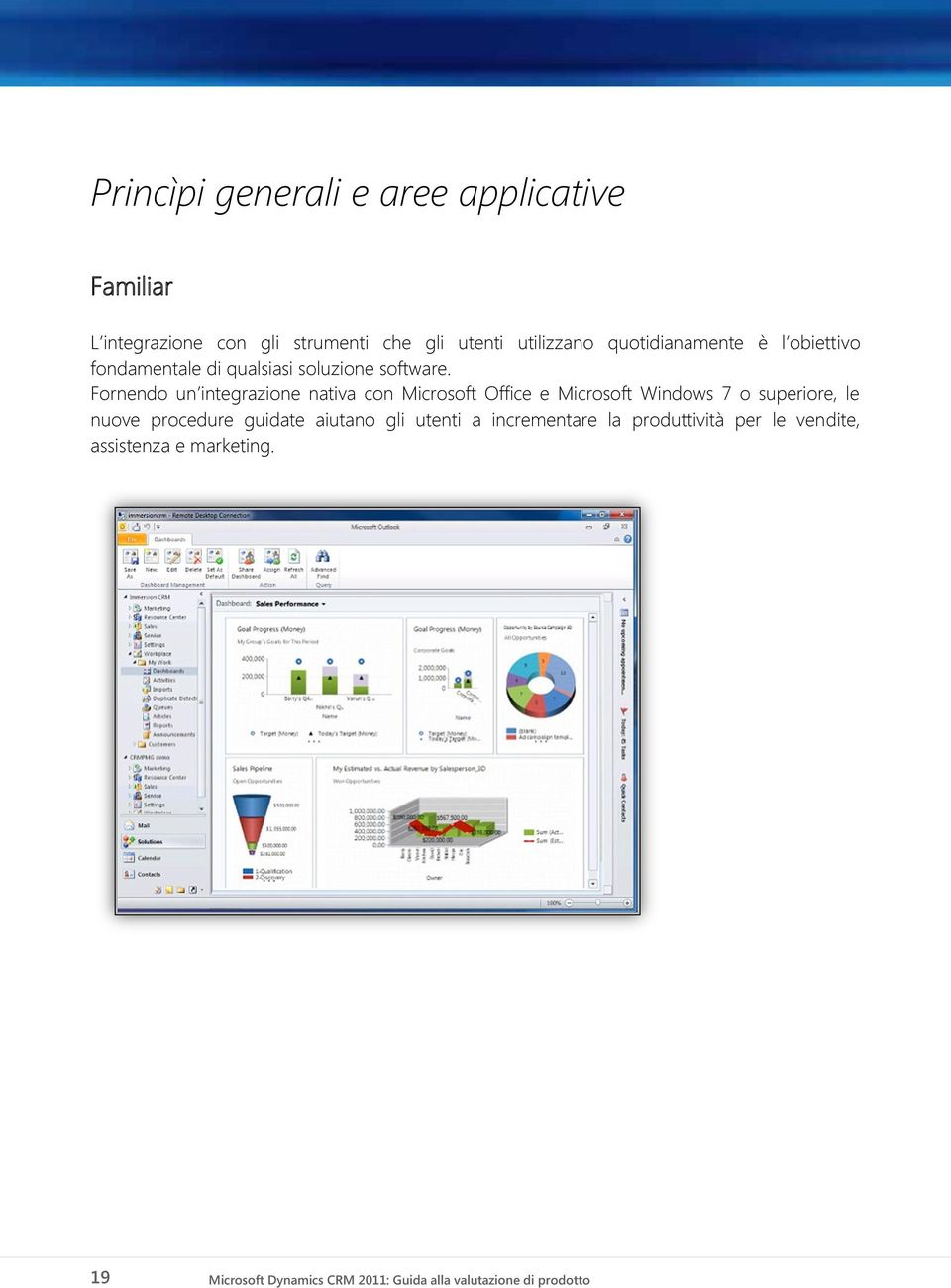 Fornendo un integrazione nativa con Microsoft Office e Microsoft Windows 7 o superiore, le nuove procedure