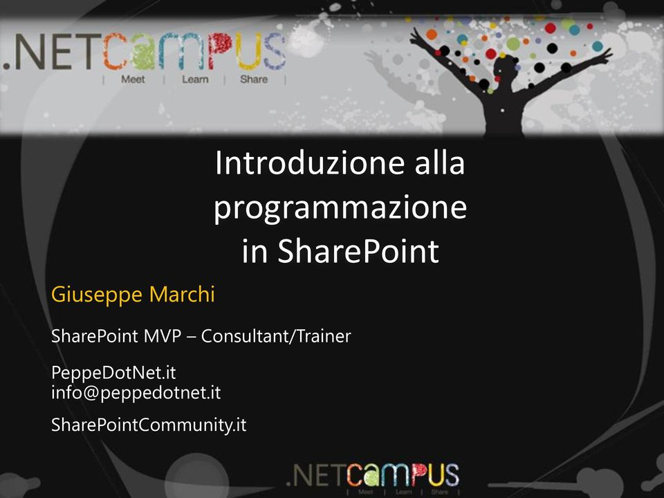 SharePoint MVP Consultant/Trainer