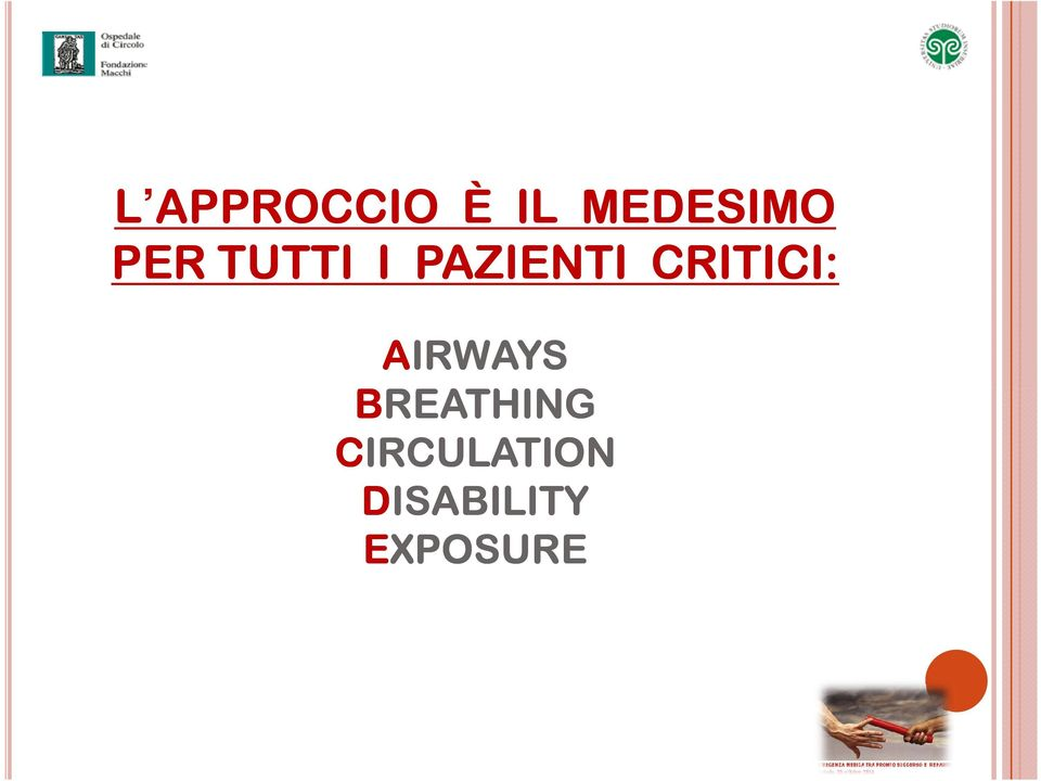 CRITICI: AIRWAYS BREATHING
