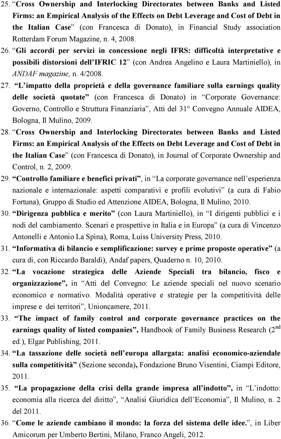 Tassazione stock options 2012