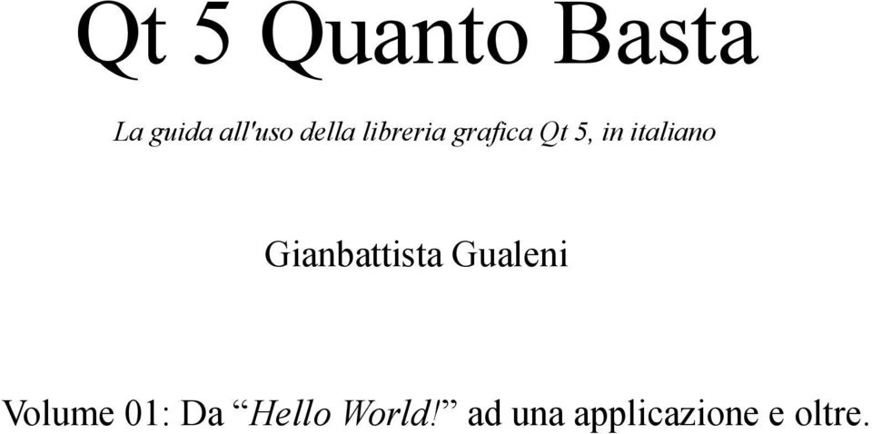 italiano Gianbattista Gualeni Volume