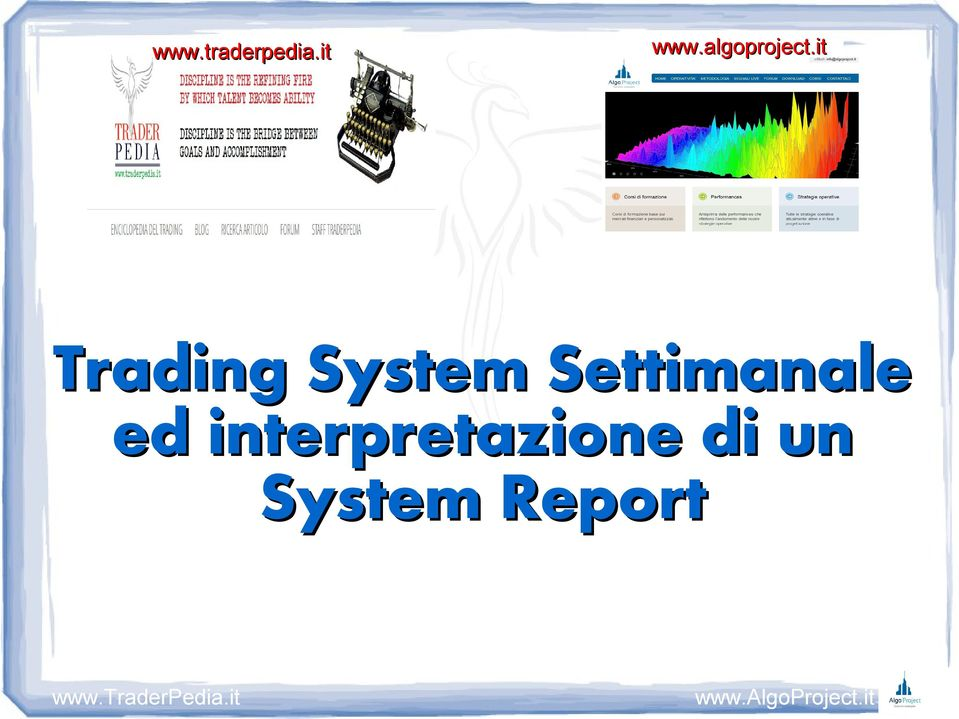 it Trading System