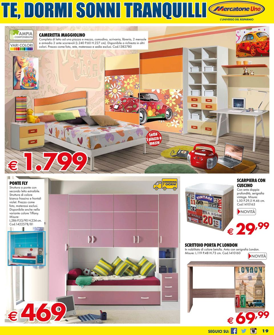 Mercatone uno porta pc dugdix com cucine penisola in for Mercatone uno porta pc