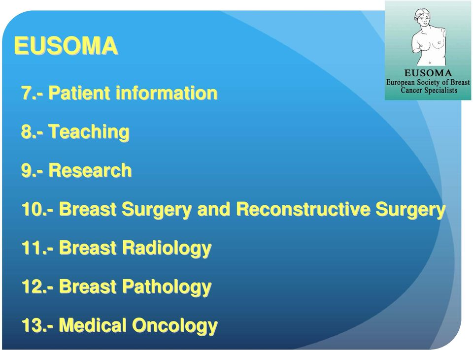 - Breast Surgery and Reconstructive