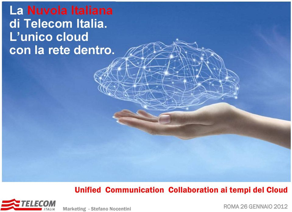 Cloud Marketing - Stefano