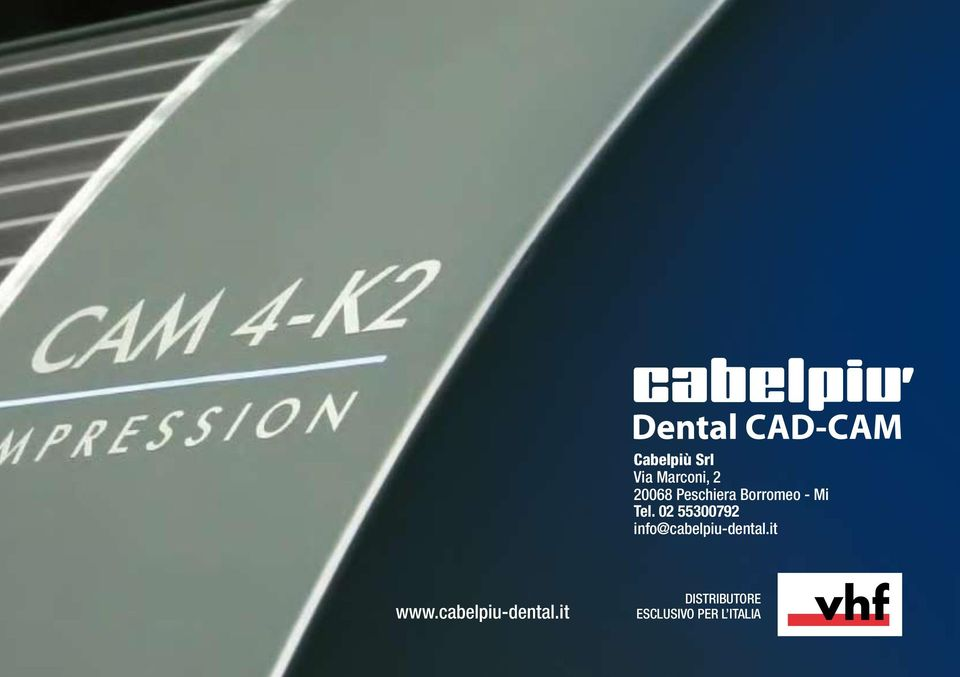 02 55300792 info@cabelpiu-dental.it www.