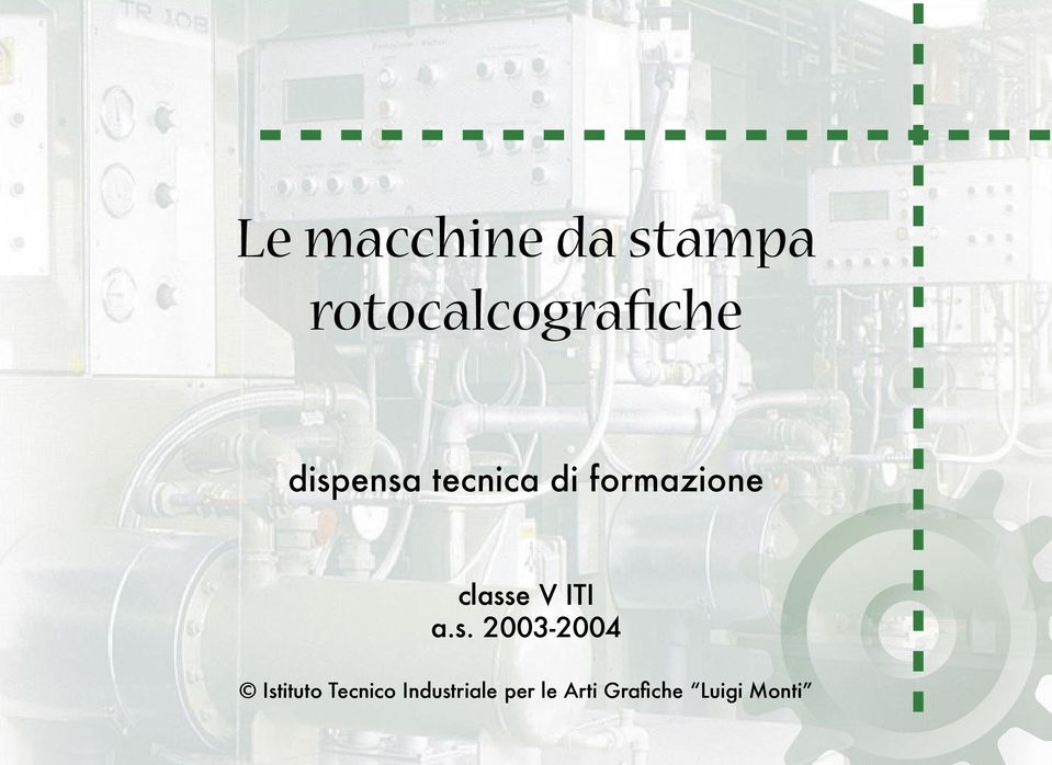 dispensa tecnica di