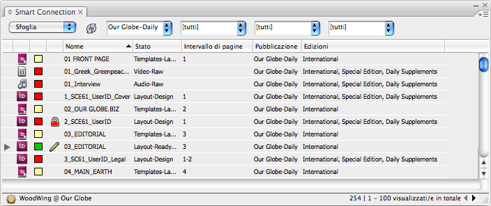 Capitolo 04 Smart Connection per InDesign 3.