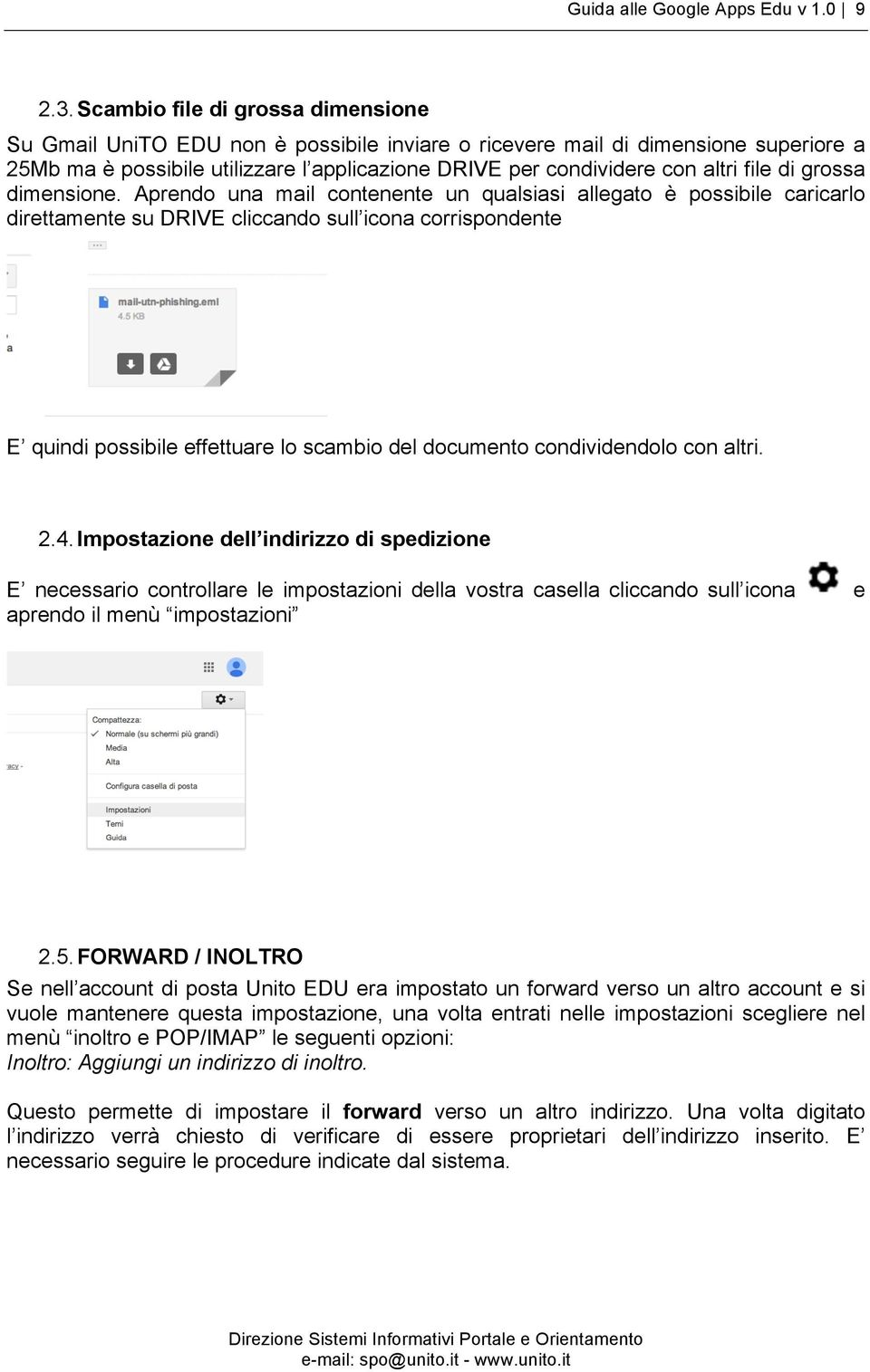 file di grossa dimensione.