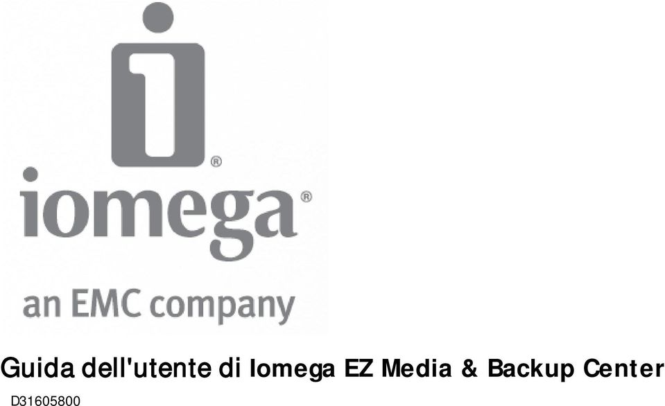 Iomega EZ Media