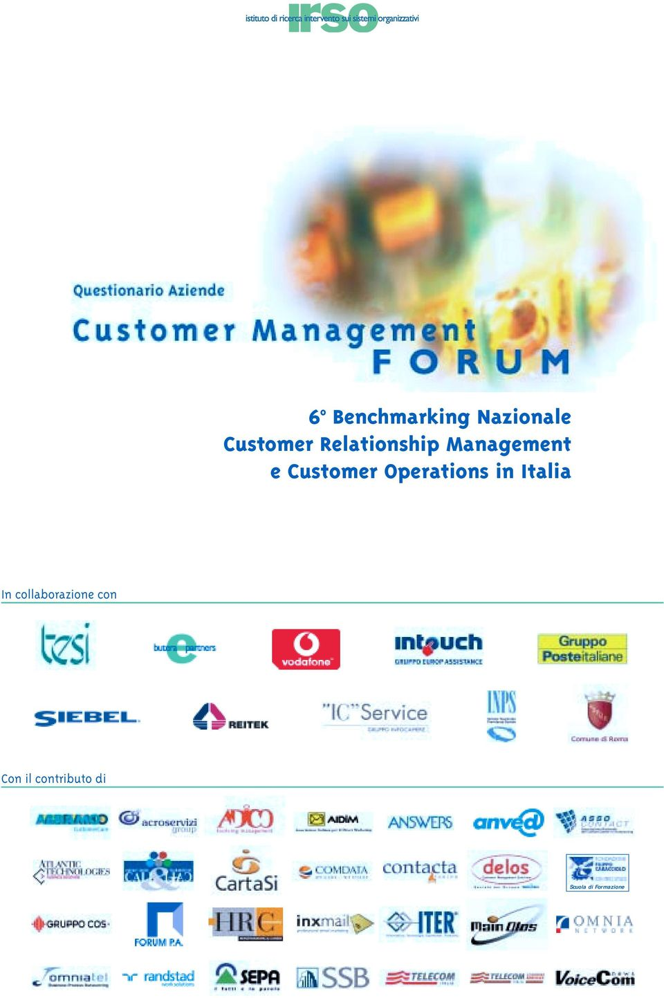 Operations in Italia In collaborazione