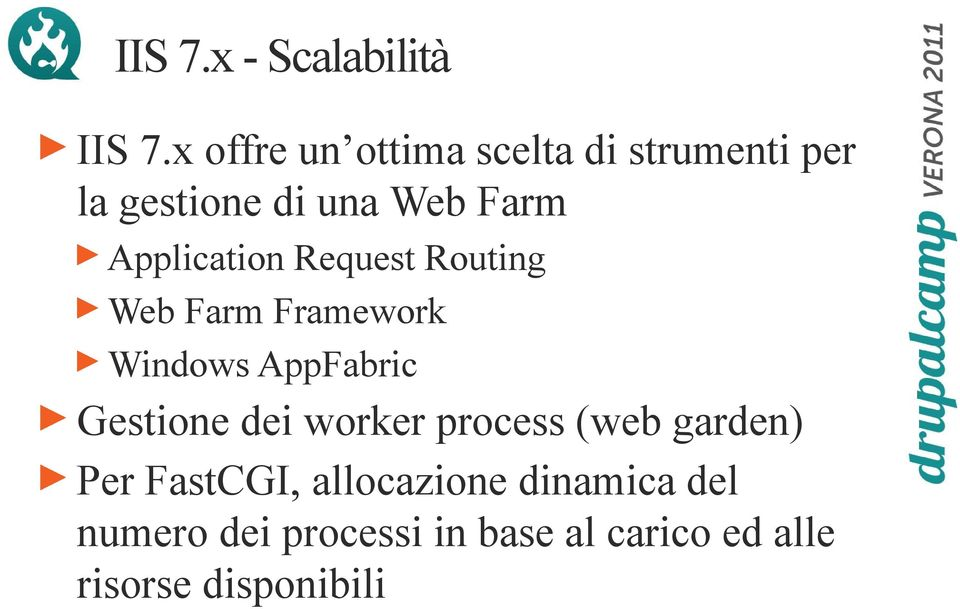 Application Request Routing Web Farm Framework Windows AppFabric Gestione