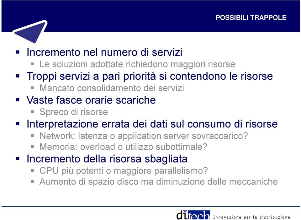 Interpretazione errata dei dati sul consumo di risorse Network: latenza o application server sovraccarico?