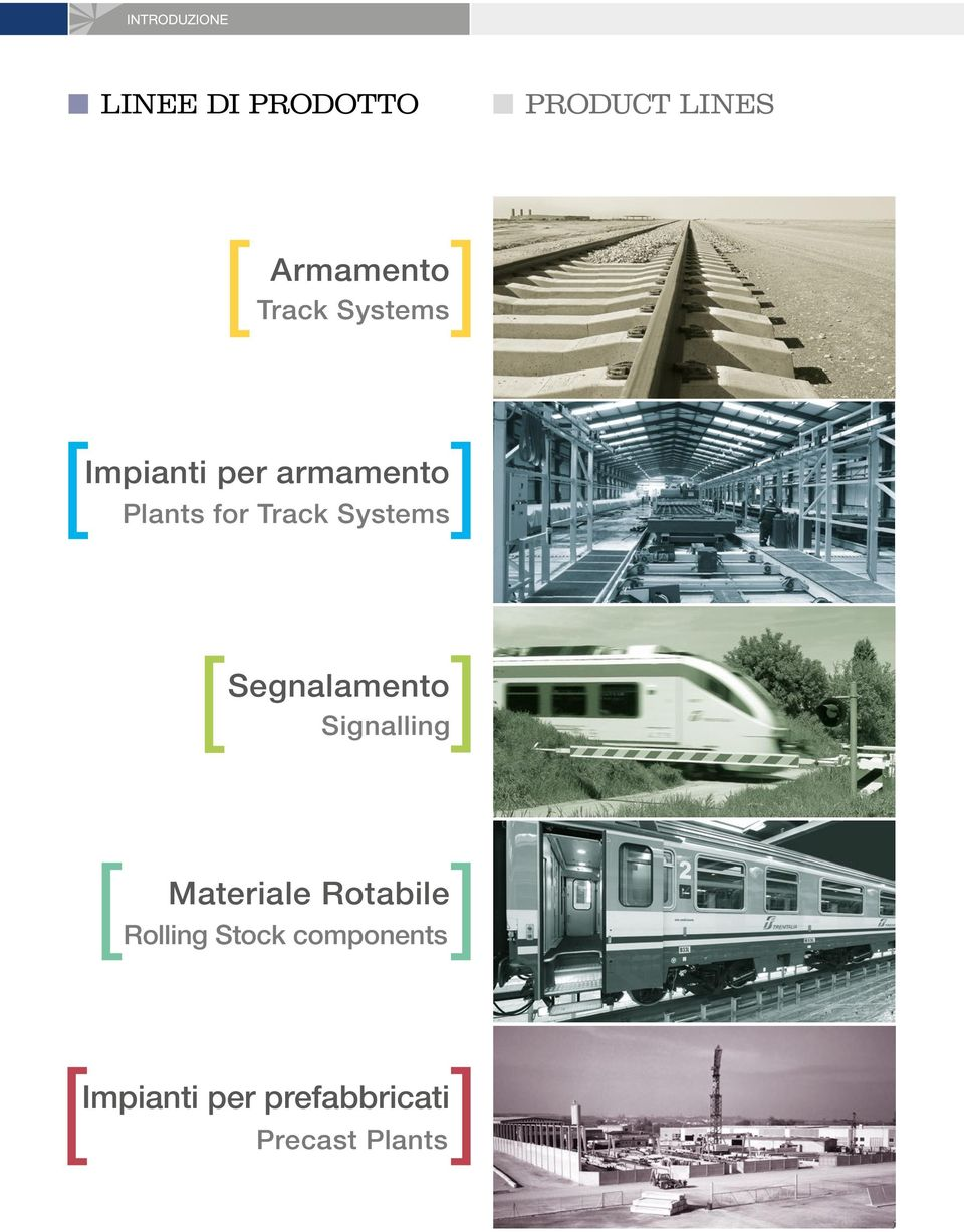 Systems [ Segnalamento ] Signalling [ Materiale Rotabile ]