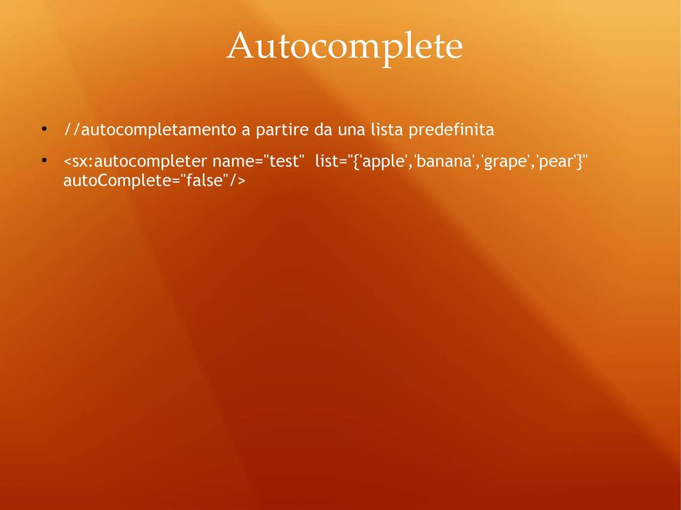 "<sx:autocompleter name=""test"""