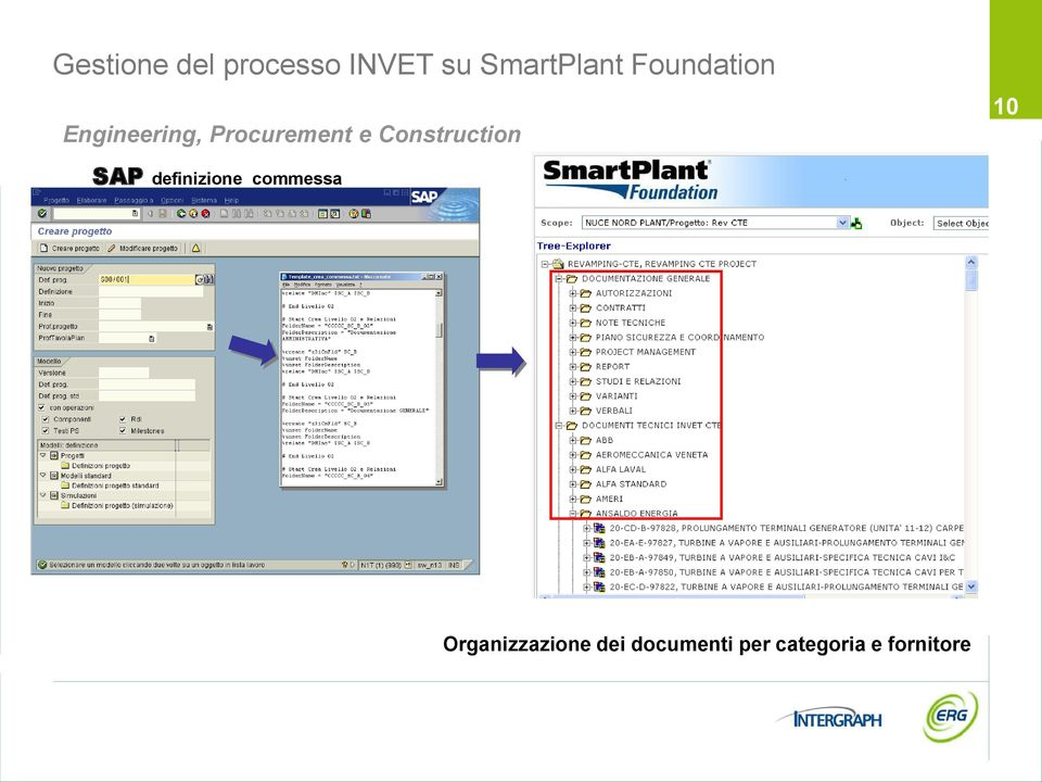 Construction 10 SAP definizione commessa