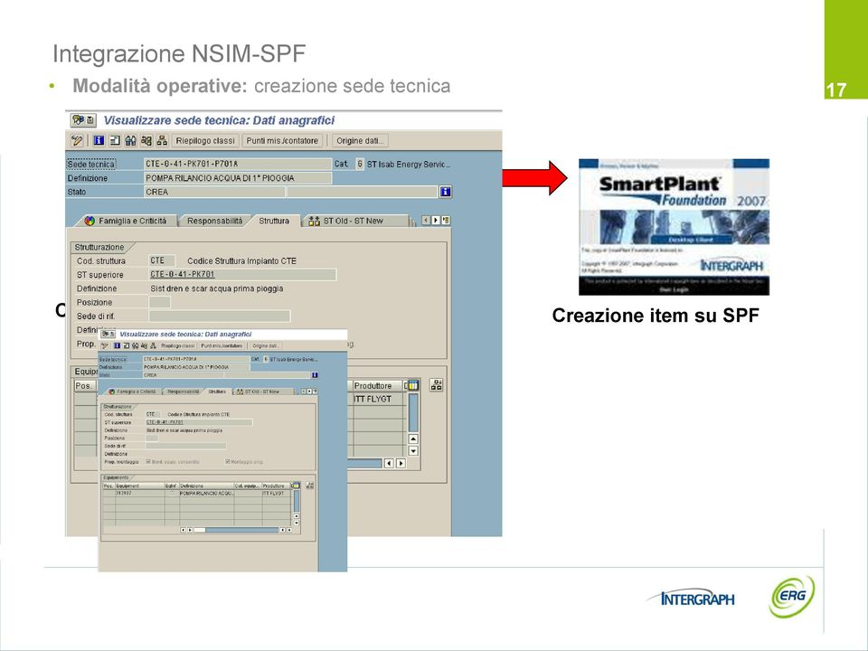 Web Service NSIM2SPF Web interface