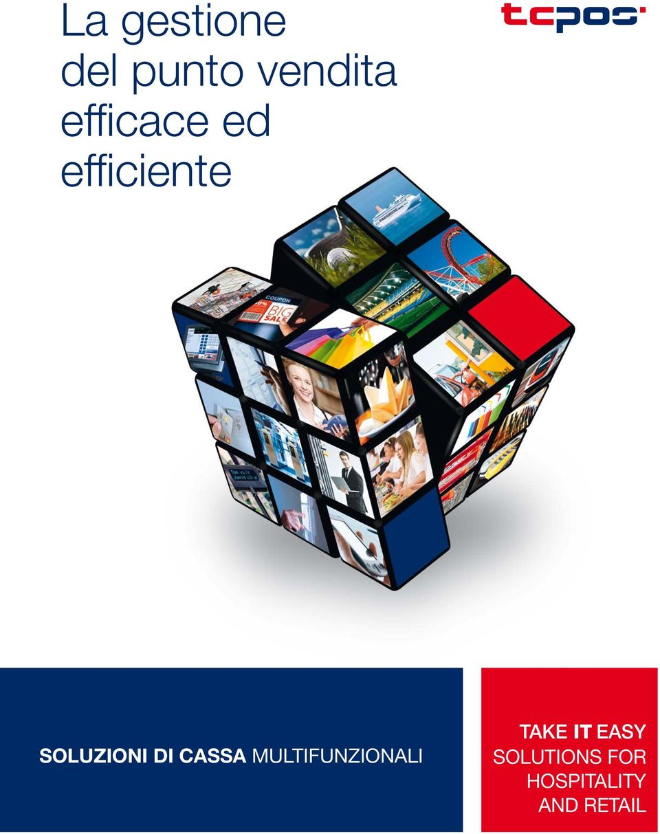 multifunzionali Take IT easy SOLUTIONS FOR