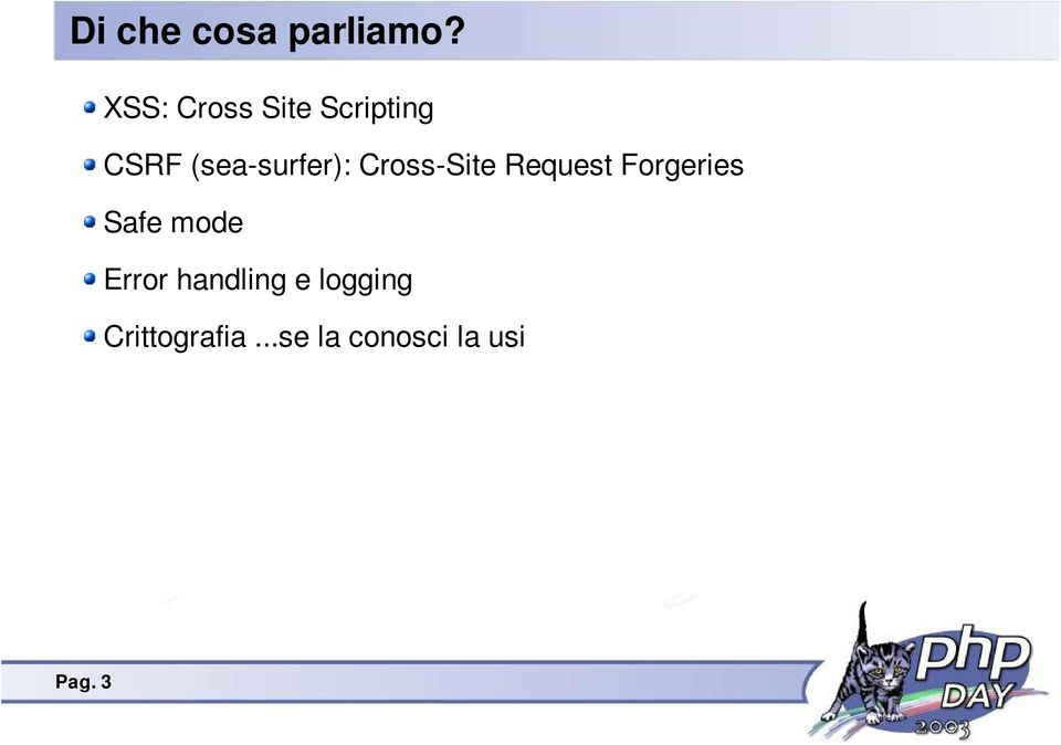 (sea-surfer): Cross-Site Request Forgeries