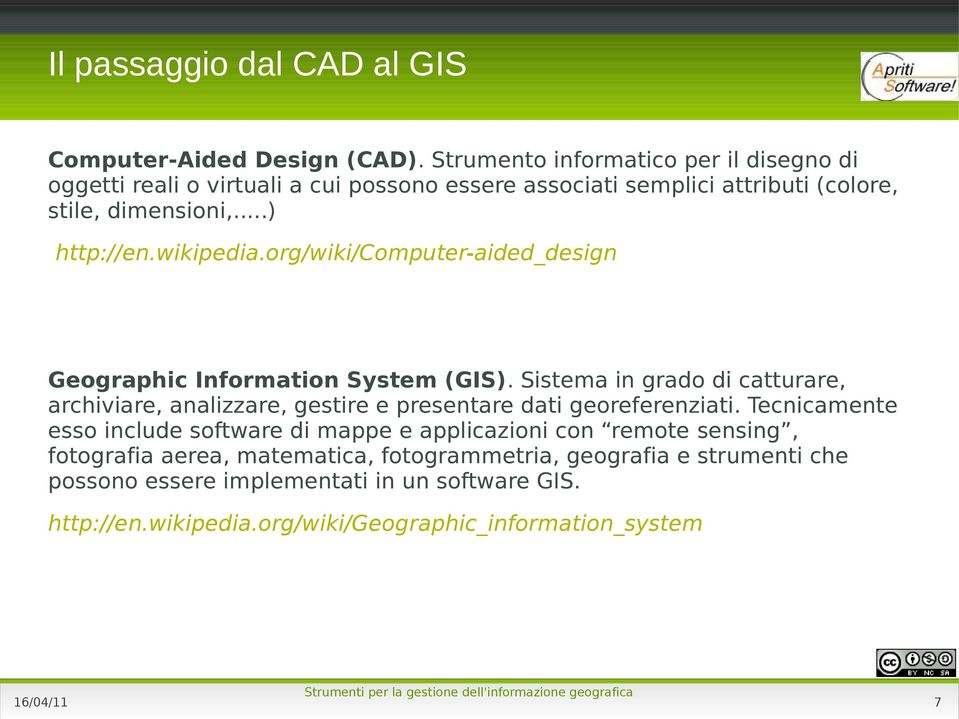 wikipedia.org/wiki/computer-aided_design Geographic Information System (GIS).