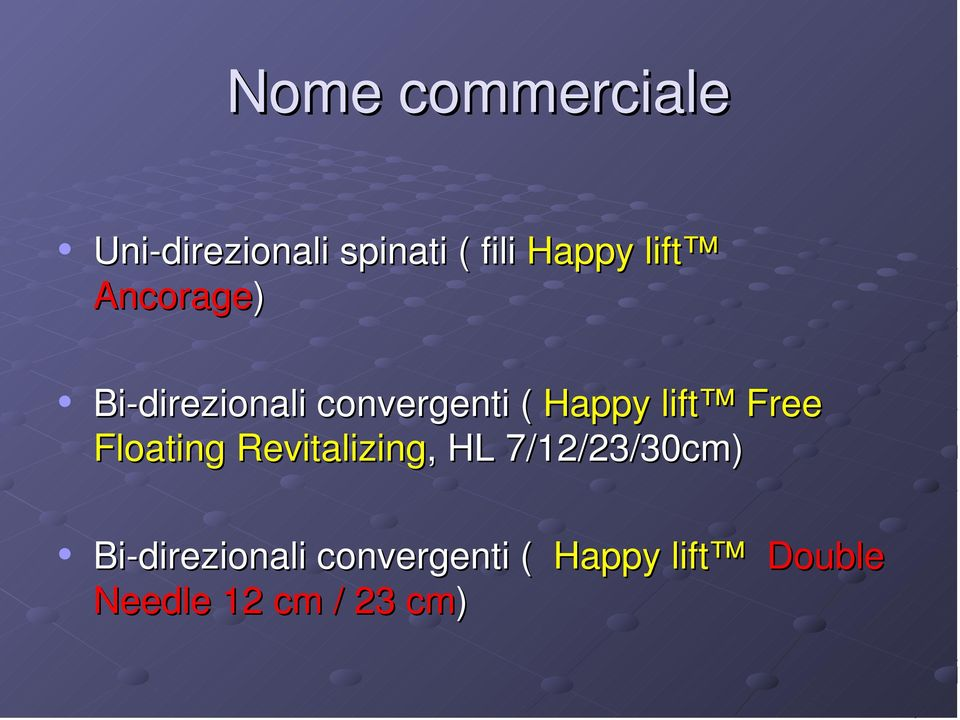 Free Floating Revitalizing,, HL 7/12/23/30cm)
