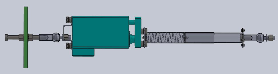 Linear Actuator Linear Actuators Performances Max Control Torque Torque Resolution Max Controllable Frequency