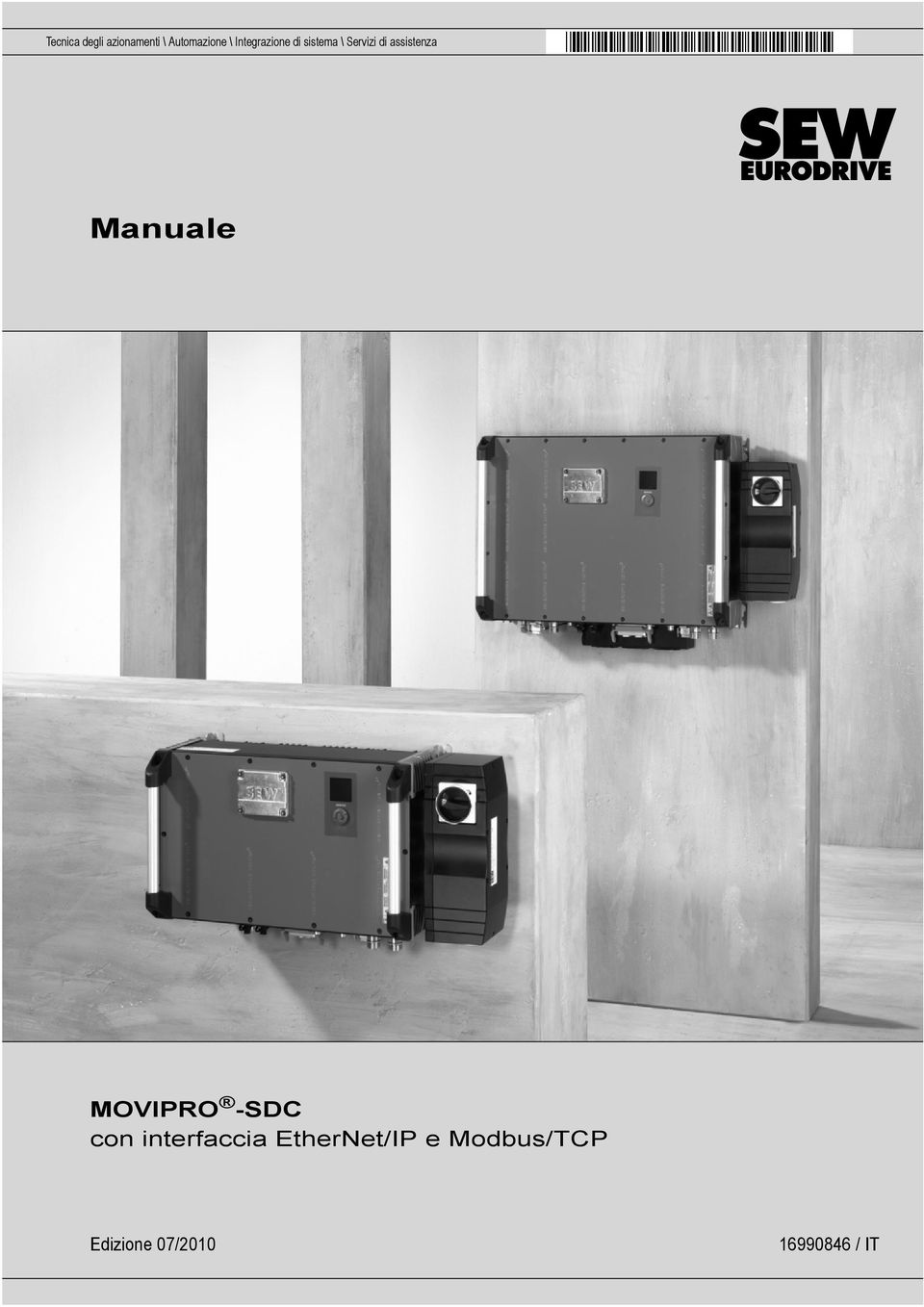 assistenza Manuale MOVIPRO -SDC con