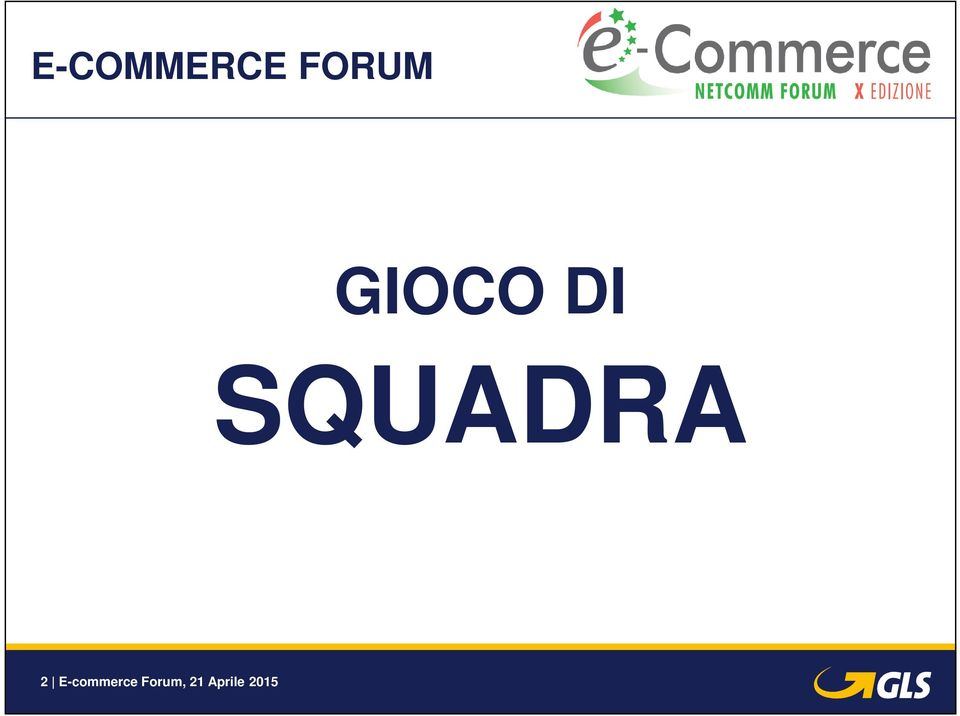 2 E-commerce