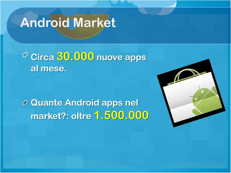 ! Quante Android apps
