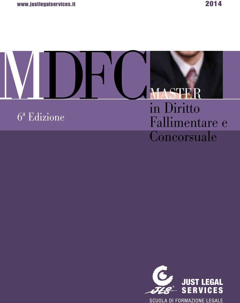 DFCMASTER in Diritto