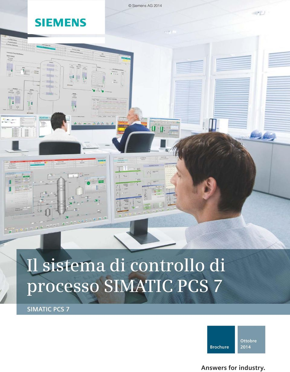 SIMATIC PCS 7 Brochure
