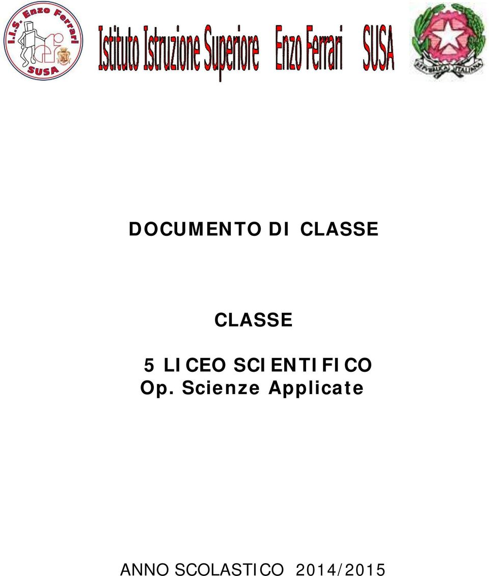 SCIENTIFICO Op.