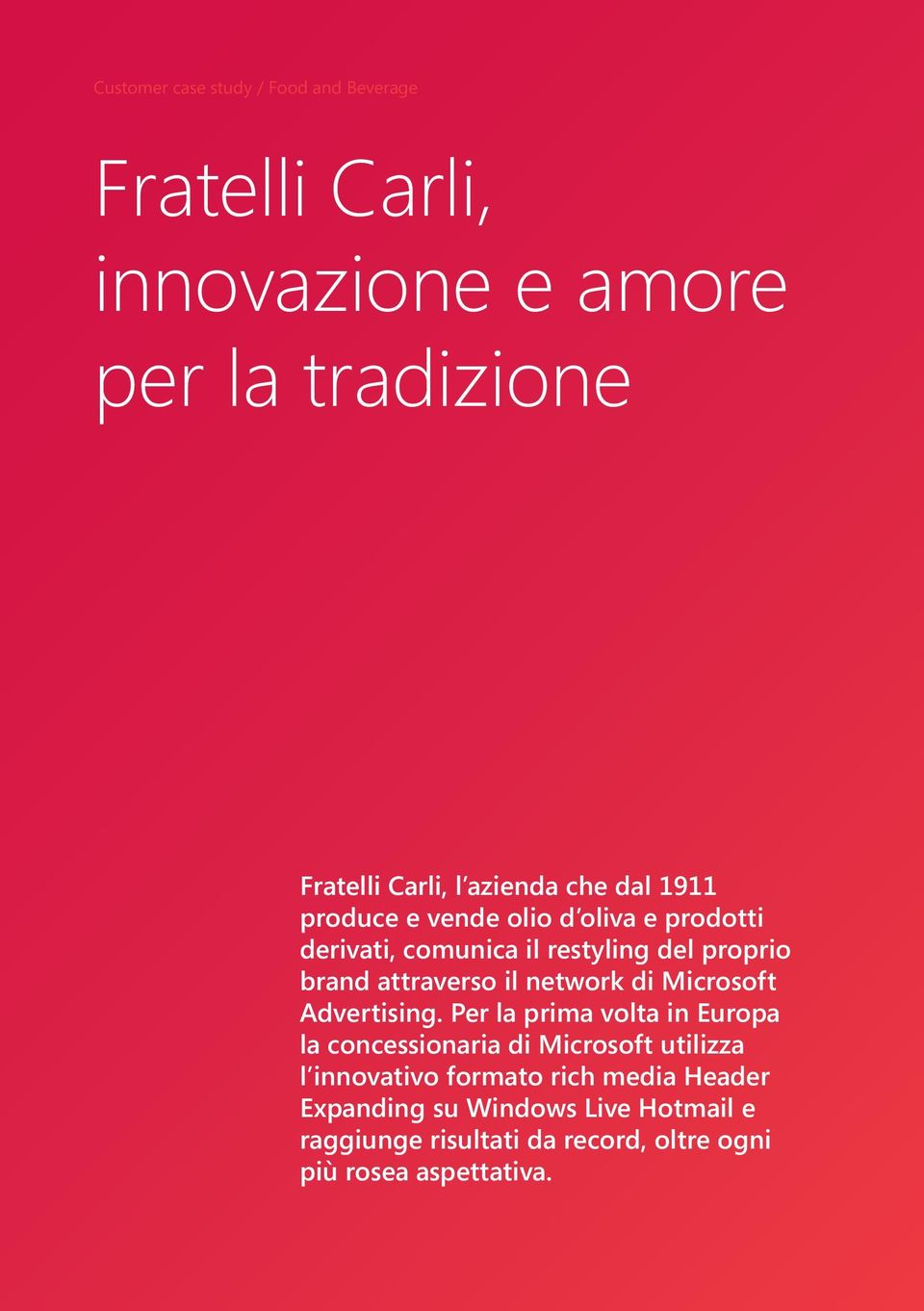 network di Microsoft Advertising.