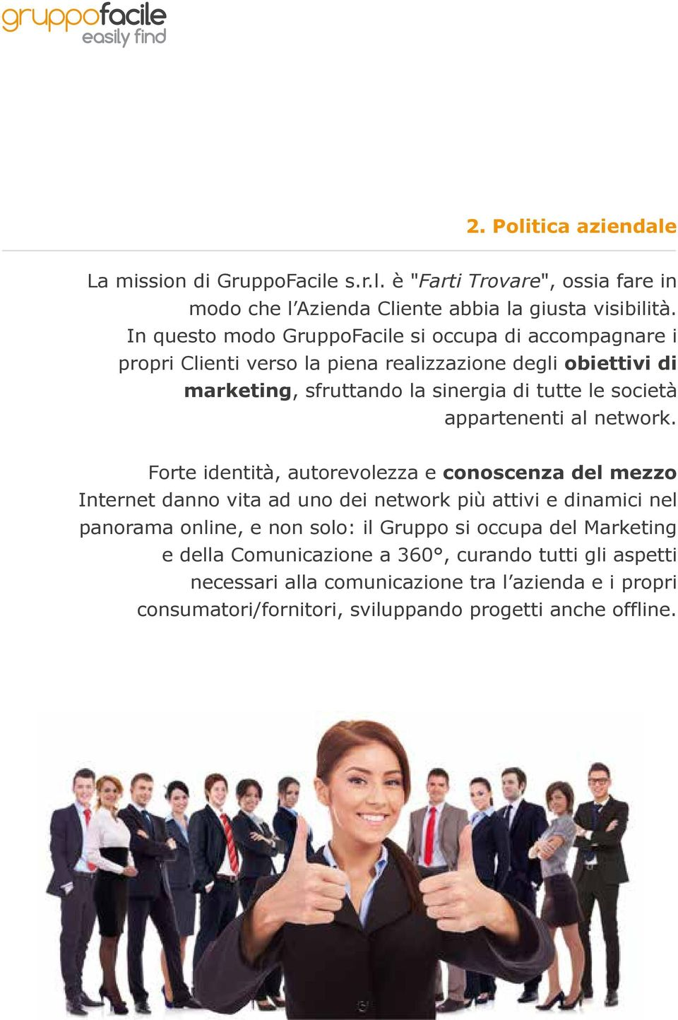 appartenenti al network.